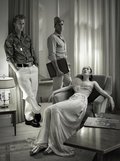 Link Magazine 2018 photography. Fritz Kok